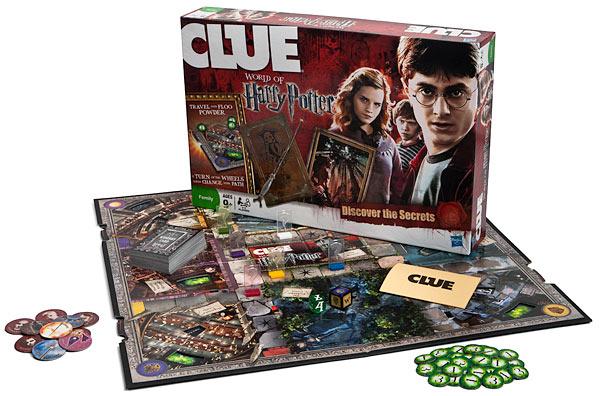 Clue De Harry Potter La Guarida Geek