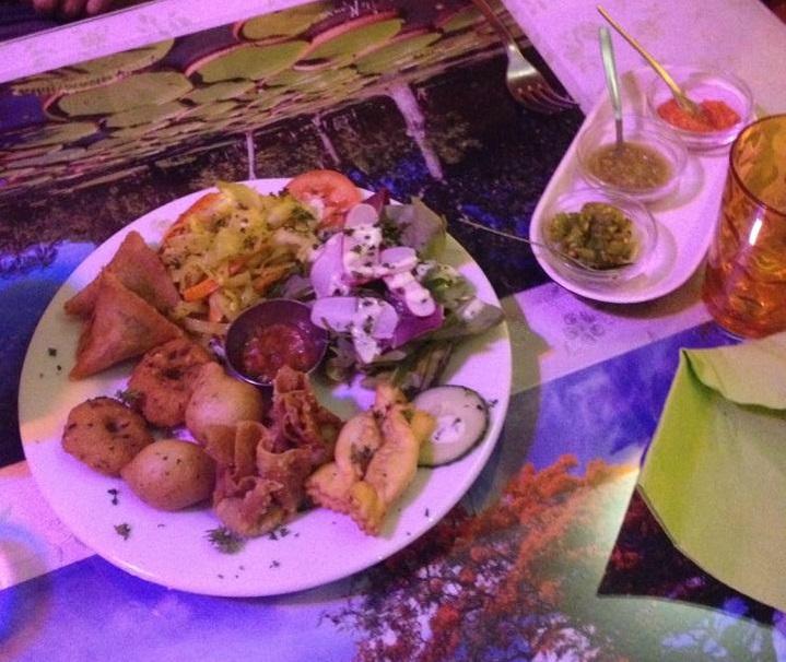 Restaurant mauricien Nice Le Saint-Gerant
