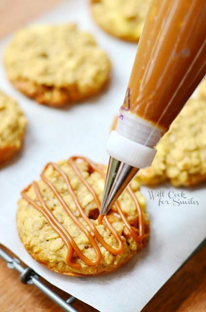 Caramel Cake Mix Cookies
