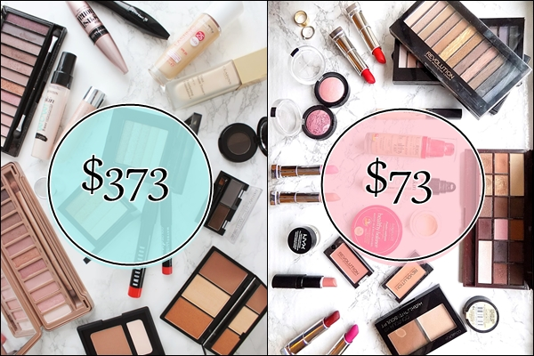 Cheap Drugstore Dupes For High End Makeup - Vanity to Wardrobe 0e7cf9a65