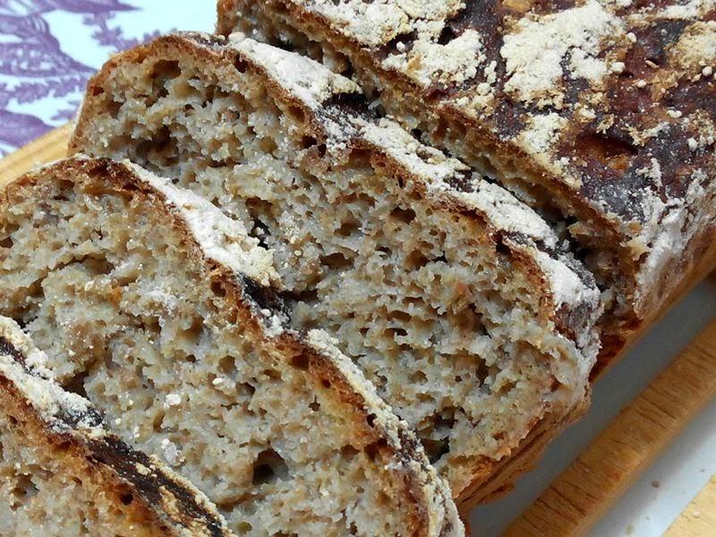 Resultado de imagen de pan centeno iban yarza