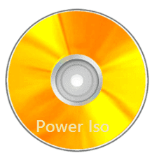 تحميل برنامج مباشر و مجانا بور ايزو لحرق الاسطوانات PowerISO 2018