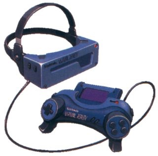 Boceto Virtual Boy