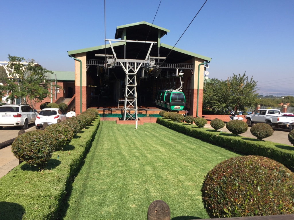 edge, Harties Cable Cars