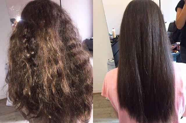 Singulier f minin cheveux j 39 ai test la coupe de - Appareil pour enlever les fourches ...