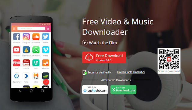 InsTube Review: Protect Your Personal Videos