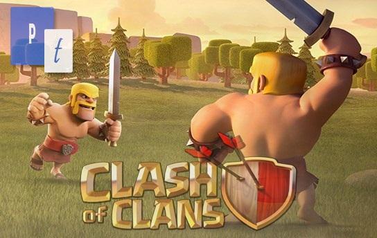 Cara Melakukan Pertarungan Sesama Anggota Satu Clan Clash of Clans