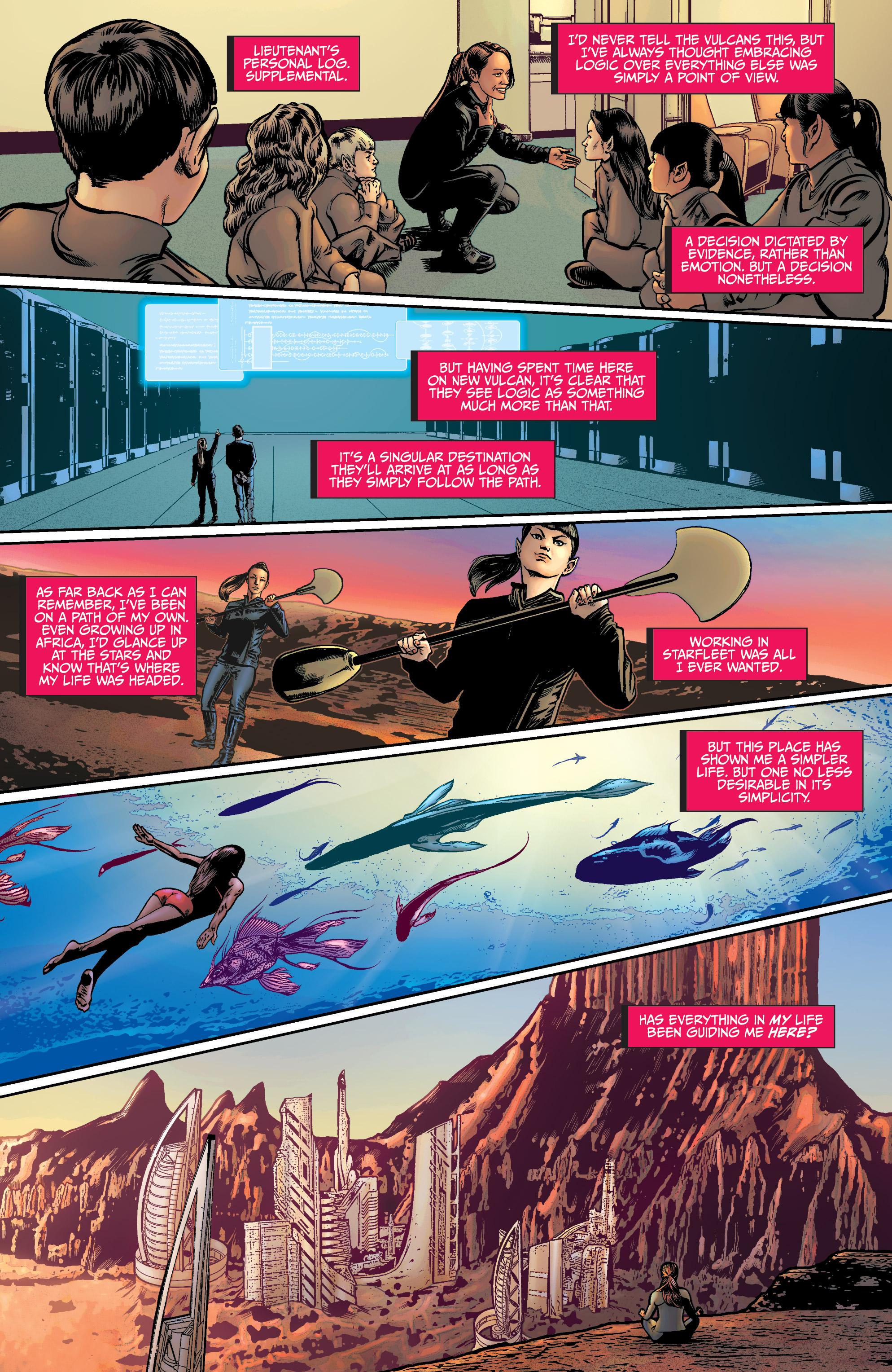 Read online Star Trek: Boldly Go comic -  Issue #9 - 6