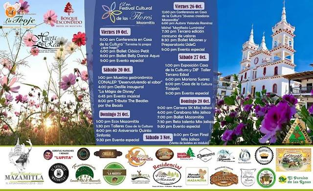festival flores mazamitla 2018