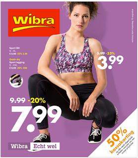 Wibra Folder Week 33, 13 – 19 Augustus 2018