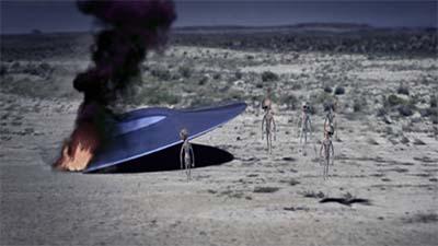 No sabemos que pasó cuando los extraterrestres fueron capturados
