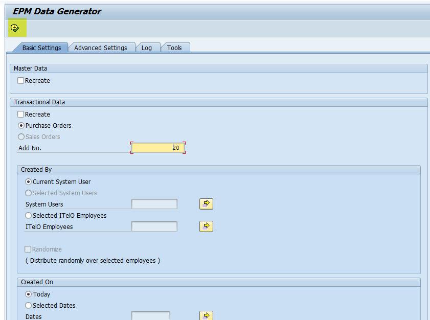 EPM DATA MODEL FOR SAP HANA | SAP Configuration, SAP HANA Training