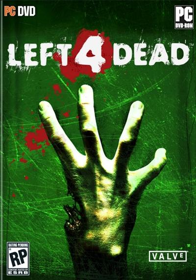 Left 4 Dead PC Full Español Descargar DVD5