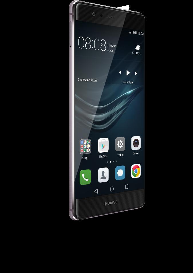 Huawei P9 Plus significato icone barra di stato schermo - simboli display