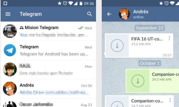 Telegram скачать