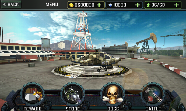 GUNSHIP BATTLE: Helicopter 3D MOD APK 2.4.60 Mod Money ...