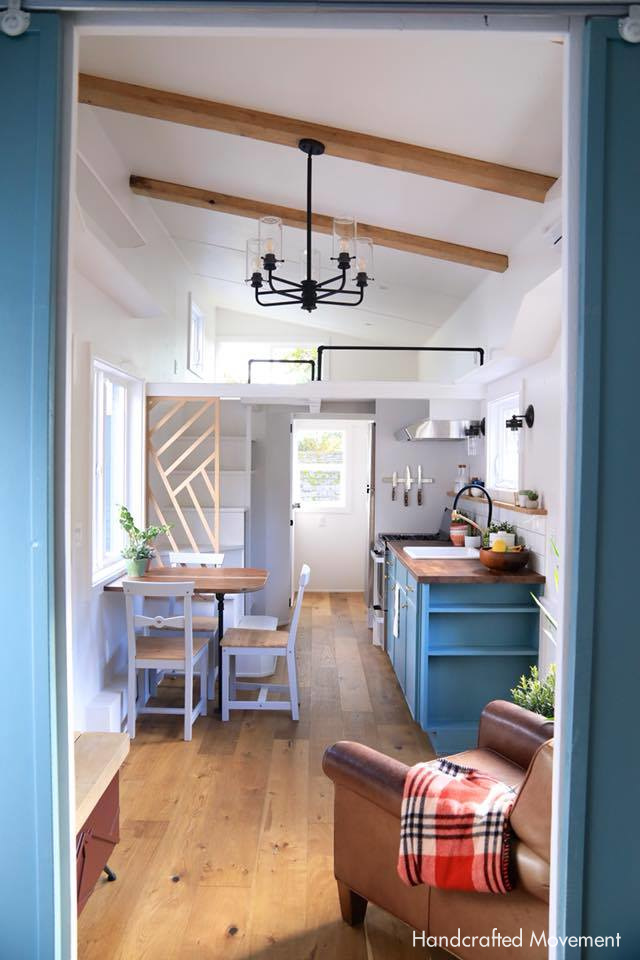 Cadence Tiny House Handcrafted Movement
