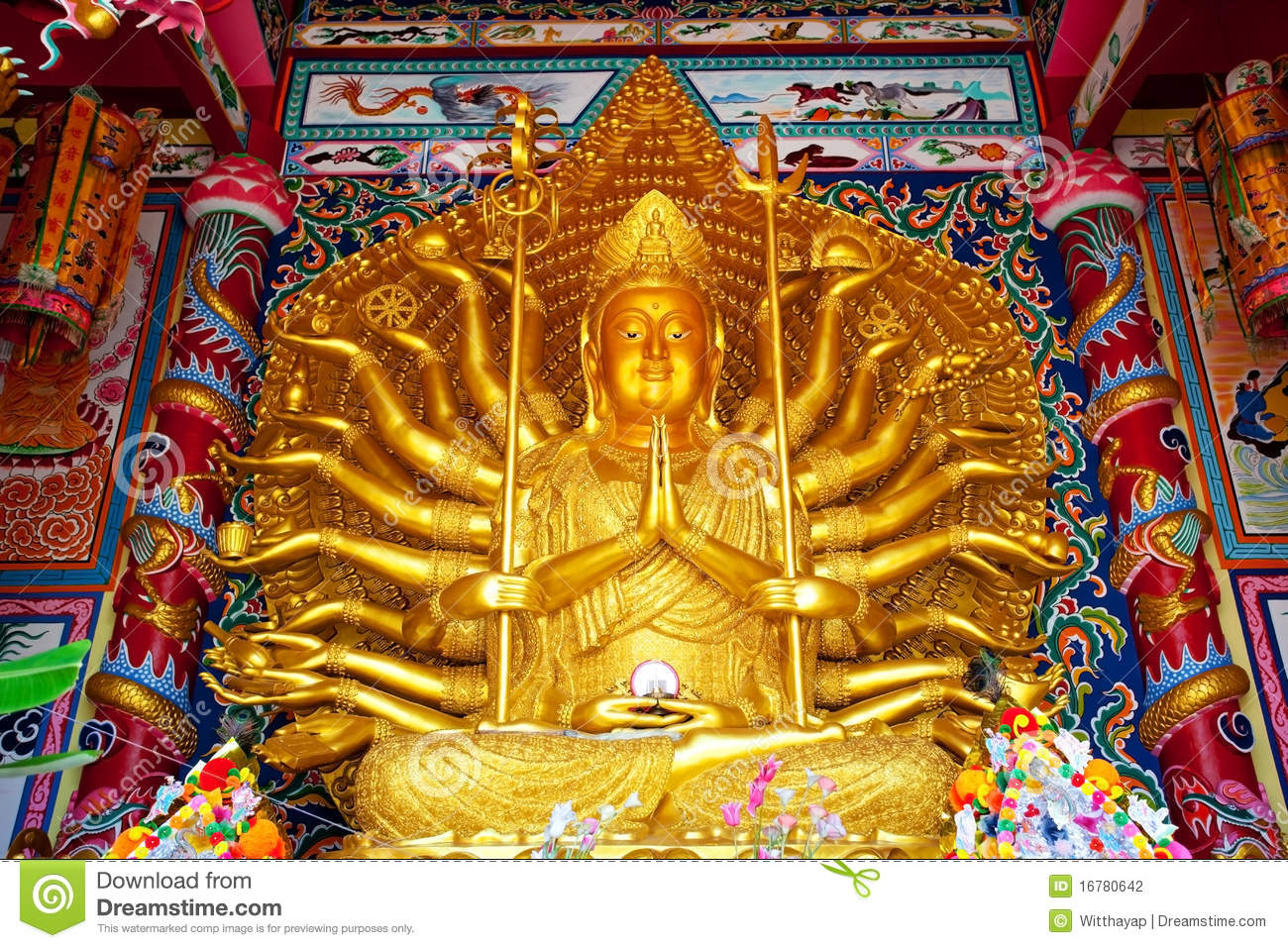 Aan boeddhistische zijde heeft de clerus zich wel gaandeweg in de strijd  gemengd en tientallen hindoe-tempels gevandaliseerd.