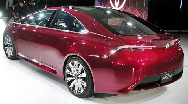 2018 Toyota Camry Redesign Hybrid Concepts