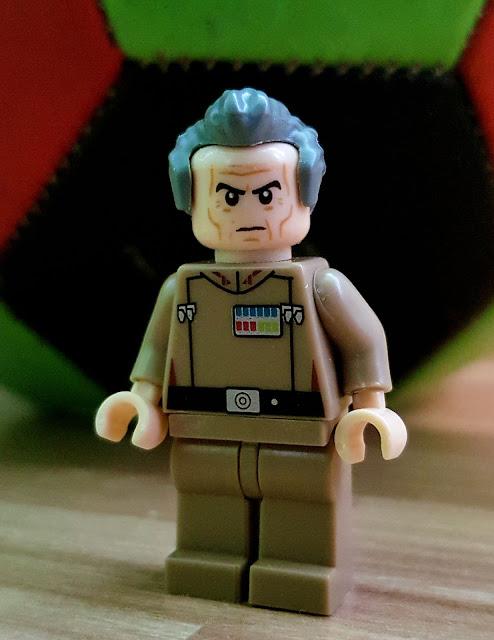 Grand Moff Tarkin Star Wars