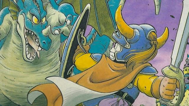 لعبة Dragon Quest ستتوفر بالمجان لكل من ينهي قصة جزء Dragon Quest XI