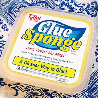 Glue Sponge FyHal