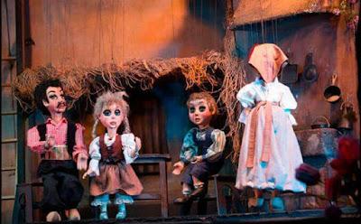 Hansel y Gretel Jaime Manzur
