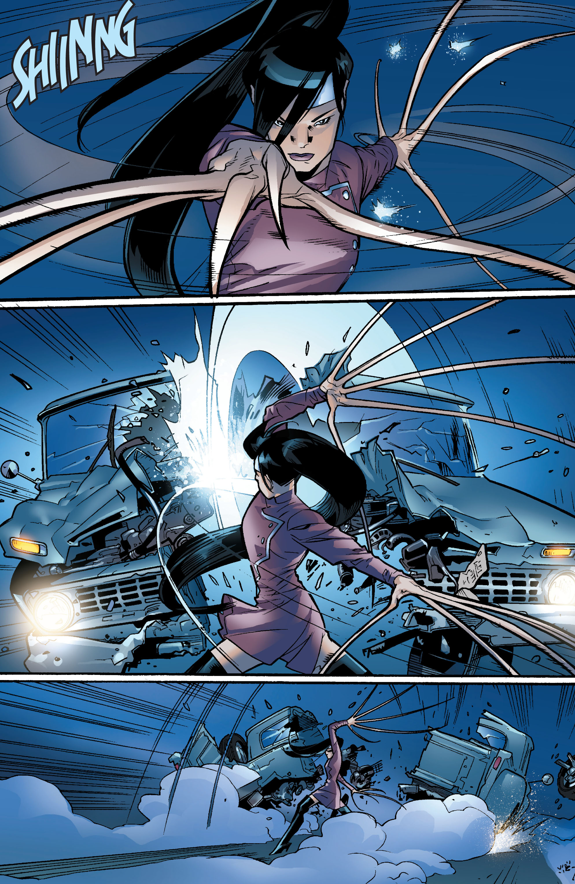 Read online Ultimate X-Men comic -  Issue #59 - 22