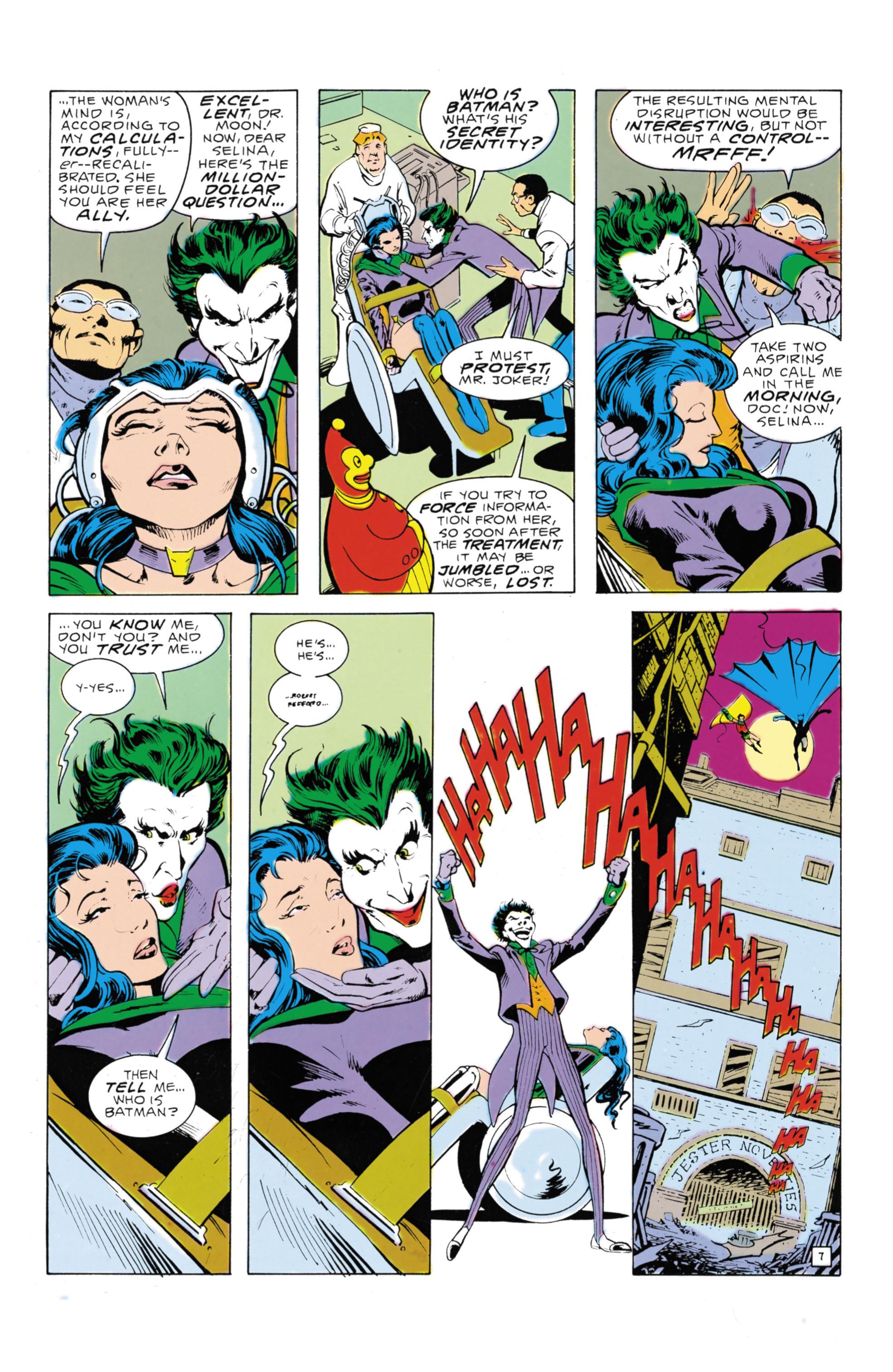 Detective Comics (1937) 570 Page 7