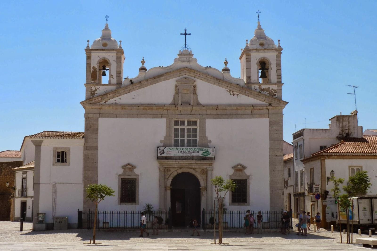Lagos, Igreja de Santo António.