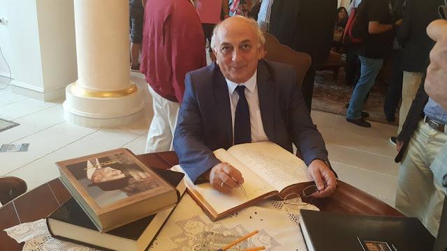 """Γ. Αμανατίδης: """"Η Ποντιακή νεολαία είναι θεματοφύλακας των αξιών και του τρόπου ζωής του Πόντου"""""""