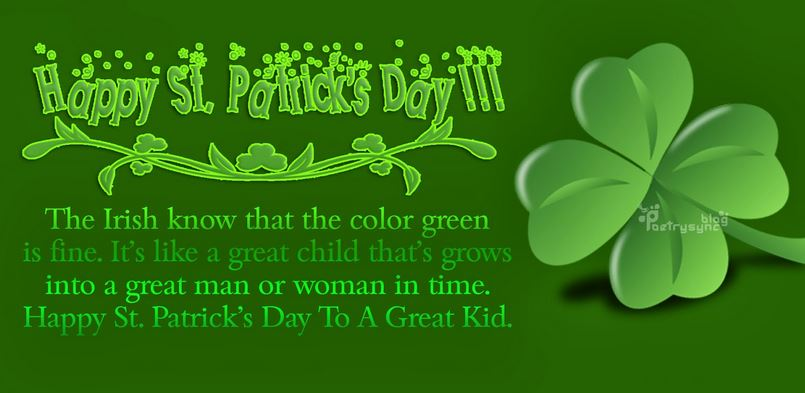 St patricks day greetings quotes wishes messages religious saint patricks day greetings quotes wishes messages religious sayings and blessings m4hsunfo