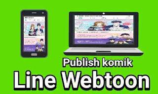 Cara Upload Komik Ke Line Webtoon