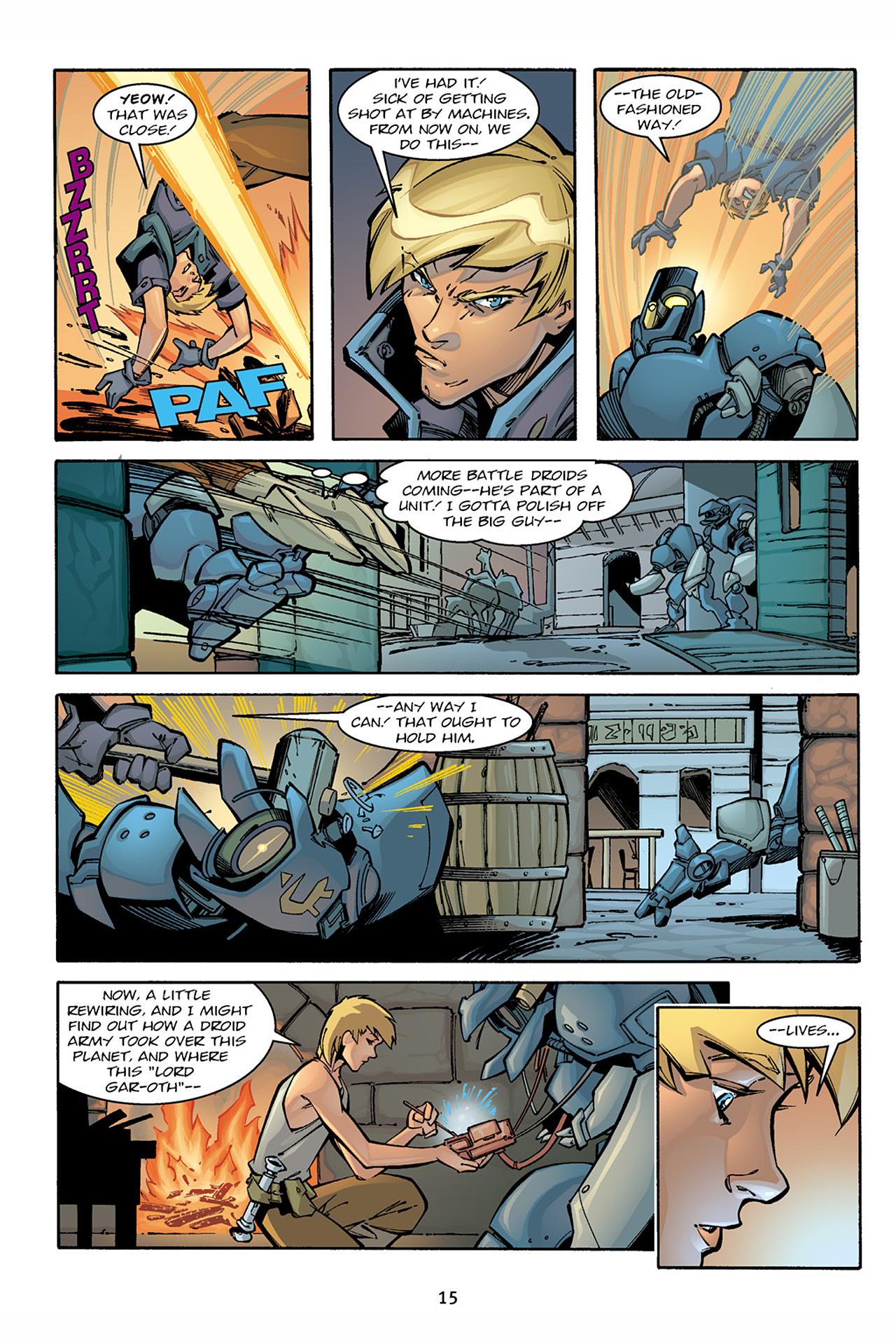 Read online Star Wars Omnibus comic -  Issue # Vol. 10 - 14