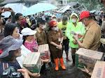 Gubernur Olly Tinjau Langsung Korban Banjir Bandang di Mitra