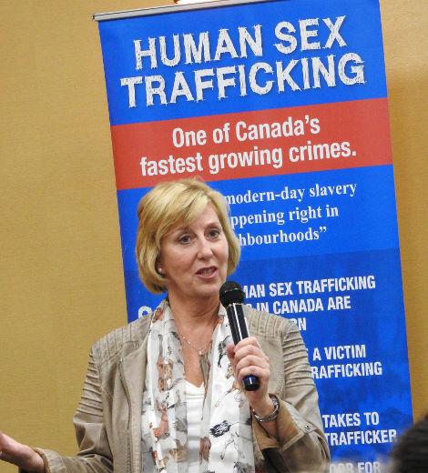 child prostitution crime politics sex trafficking slavery