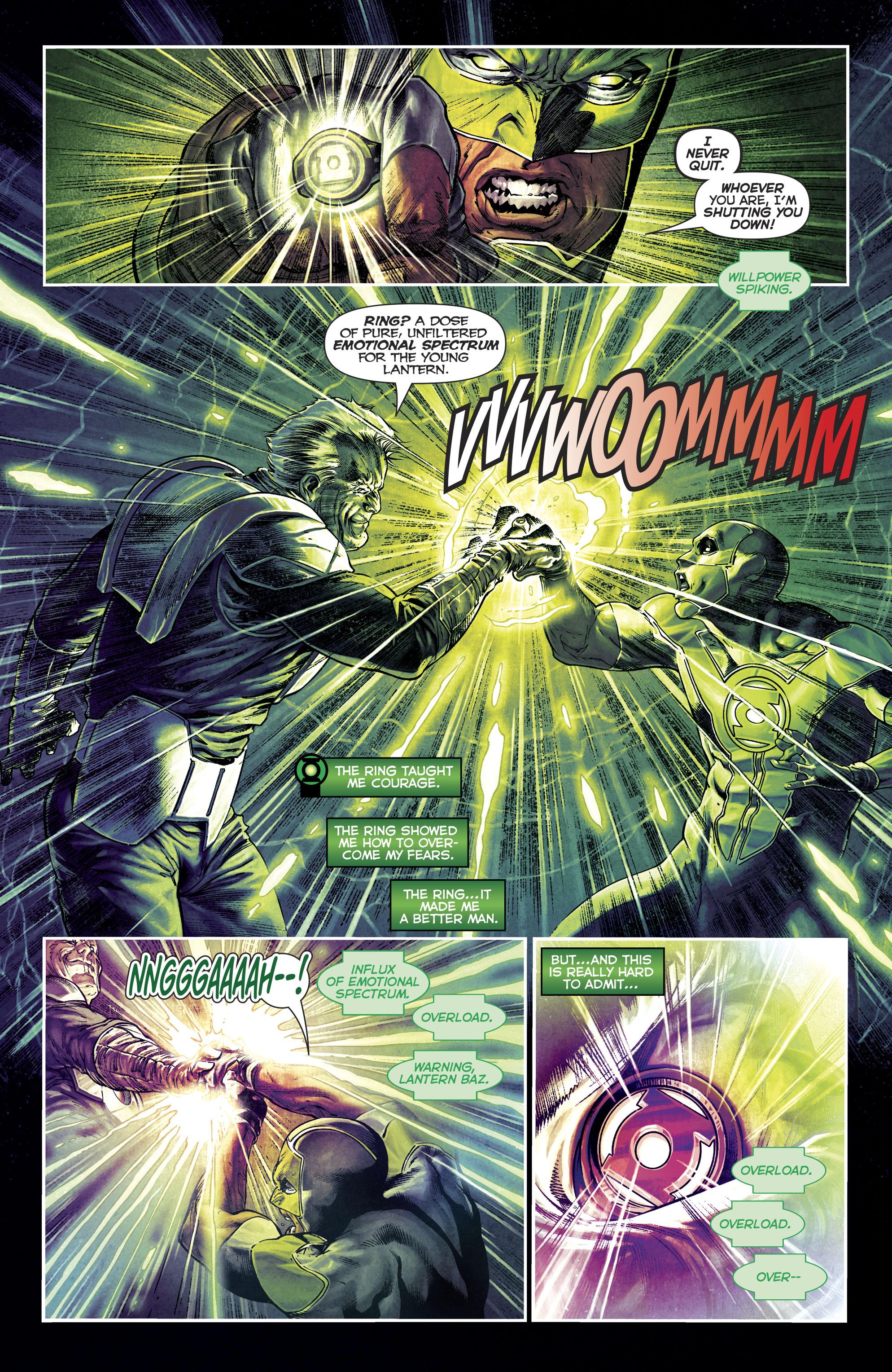 Read online Green Lanterns comic -  Issue #25 - 24