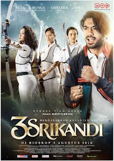 Download Film 3 Srikandi (2016) WEB-DL