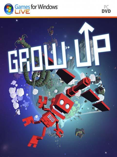 تحميل لعبة Grow Up برابط مباشر + تورنت