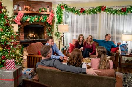 Christmas Homecoming.Its A Wonderful Movie Your Guide To Family And Christmas