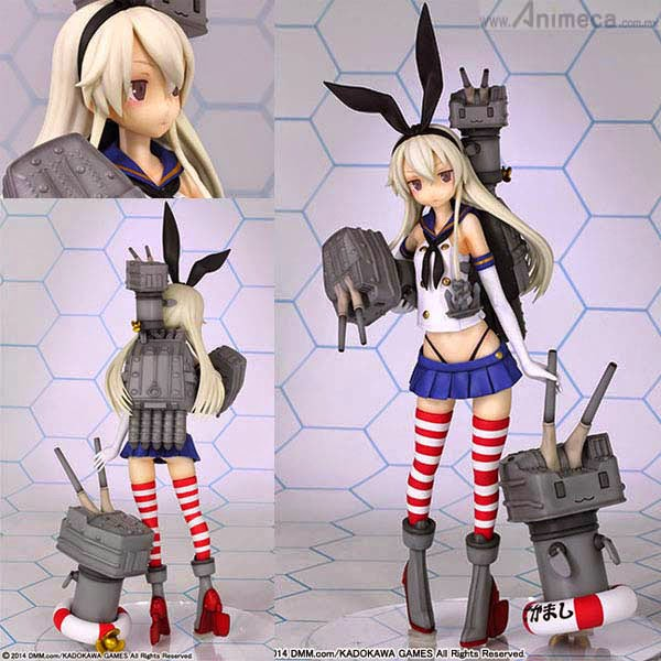 FIGURA SHIMAKAZE Kantai Collection
