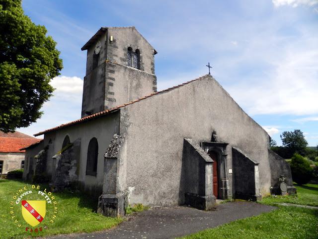 CRANTENOY (54) - Eglise Saint-Memme