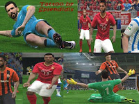 PES 2016 Tatto Pack Update Februari 2016