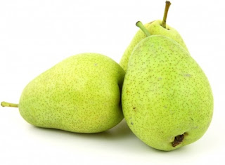 pears should be avoided on an empty stomach