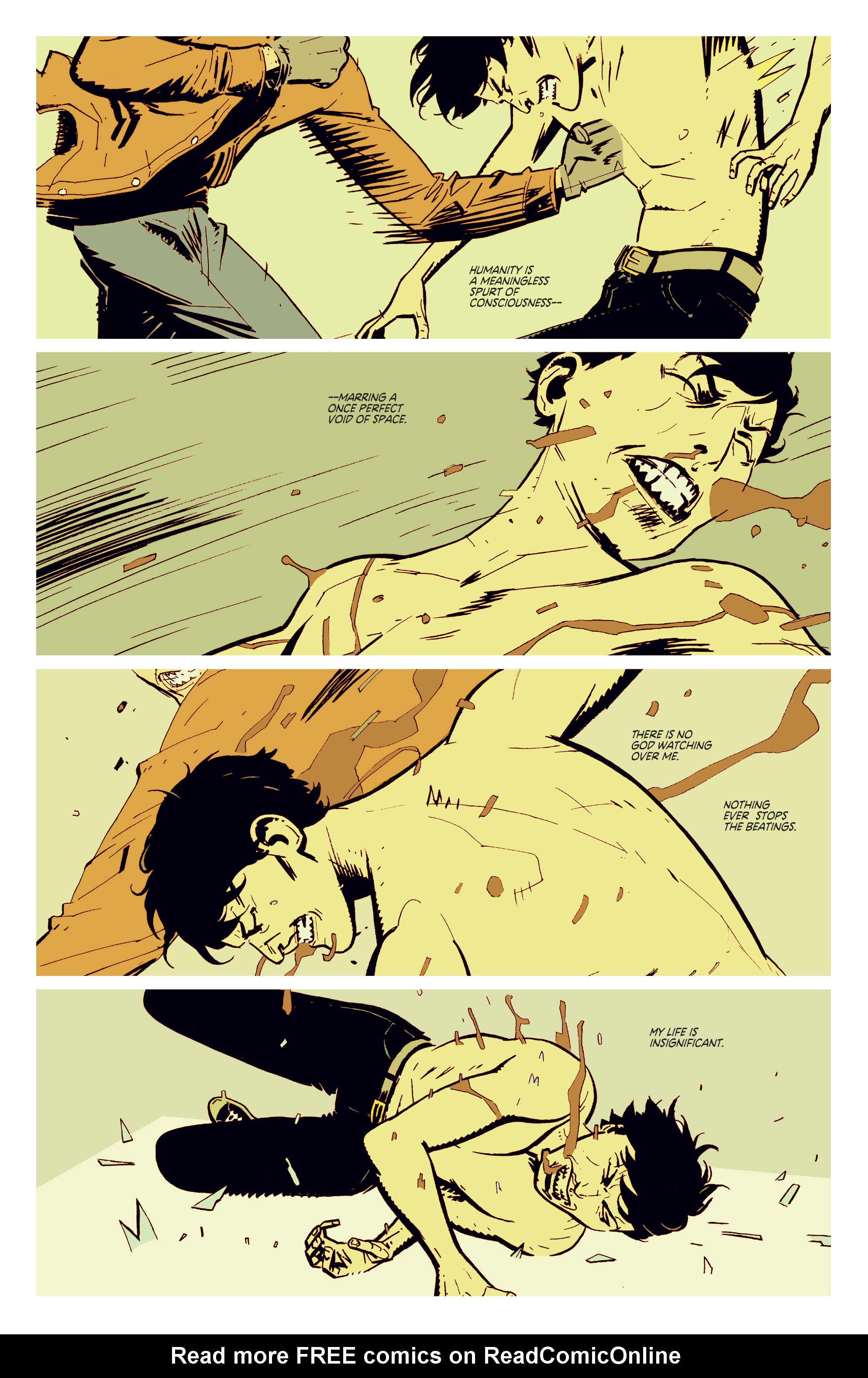 Read online Deadly Class comic -  Issue #5 - 24