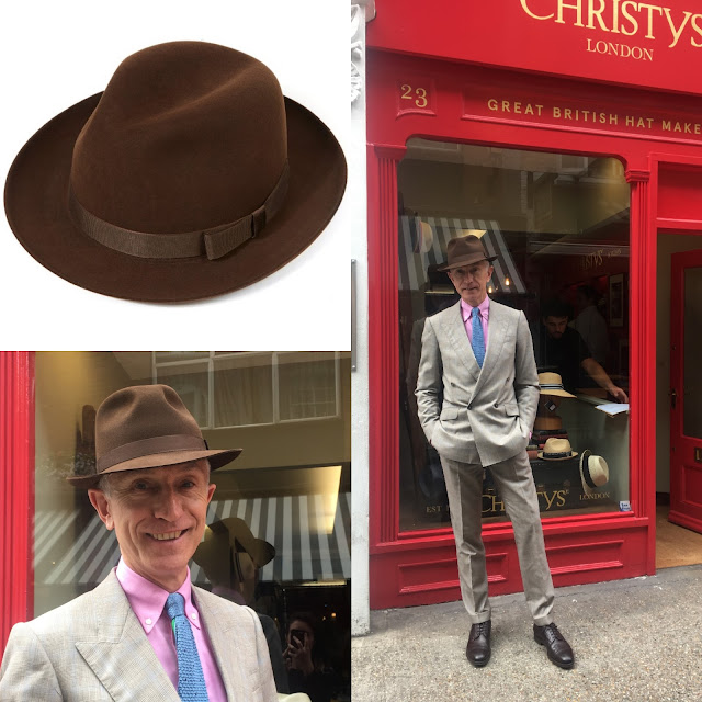 74761a5fa Happy in Hats: Caps, Trilbies, Homburgs, Fedoras, Panamas   Grey Fox
