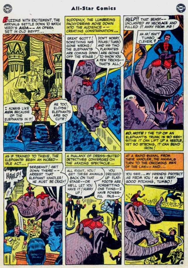 Read online All-Star Comics comic -  Issue #54 - 20