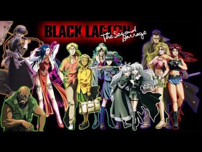 Lục Địa Đen 2 - Black Lagoon SS2 VietSub (2006)