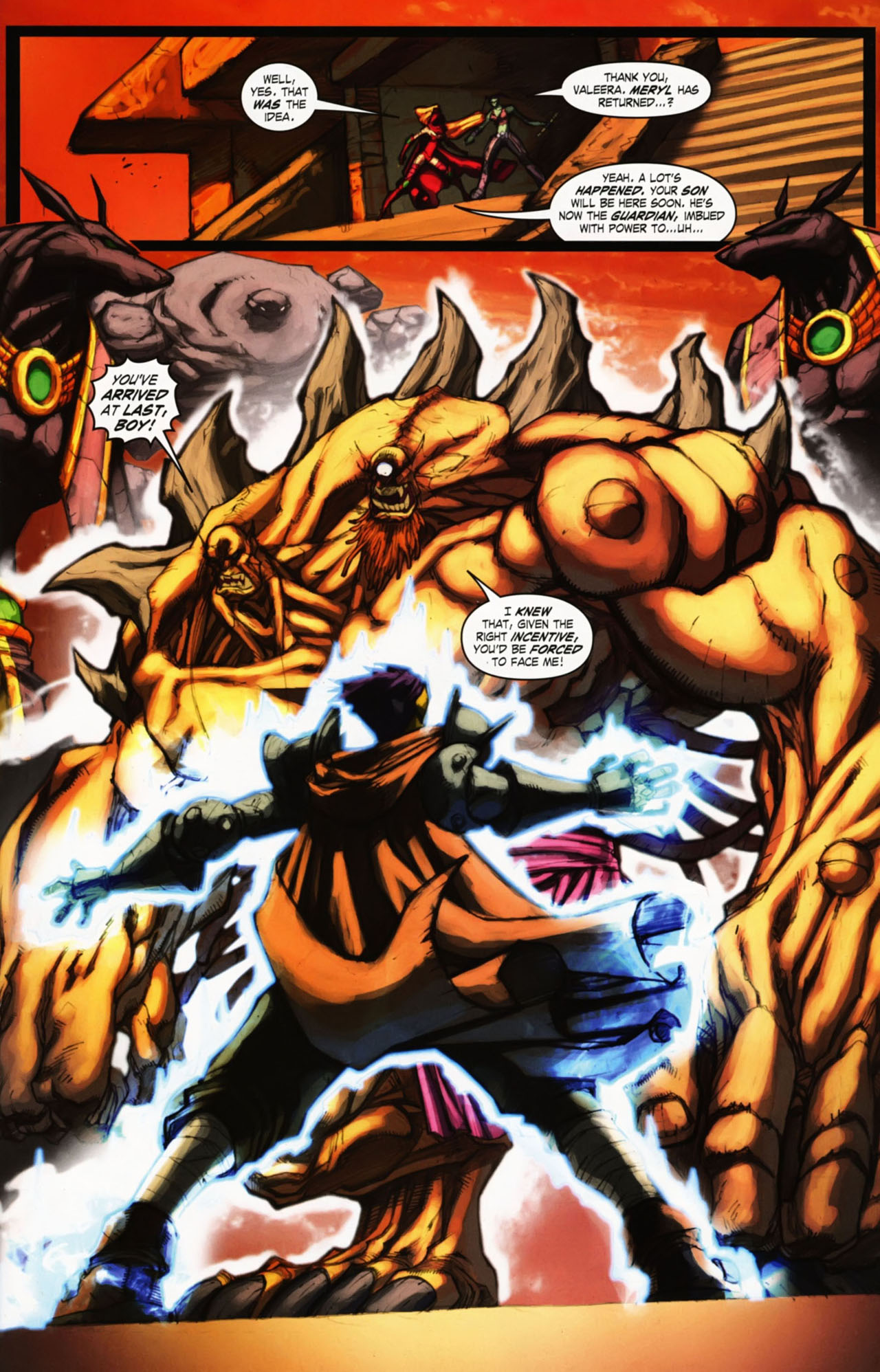 Read online World of Warcraft comic -  Issue #25 - 12