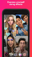 Group   video   chat   for  facebook